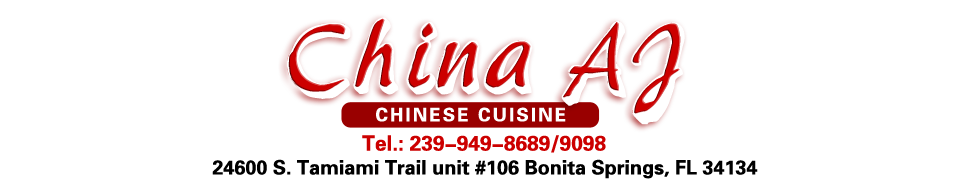 China AJ Chinese Restaurant, Bonita Springs, FL